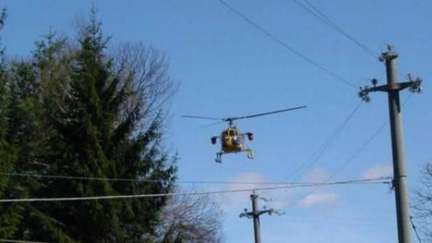 Enel : Check Up Linee Elettriche province di Lodi, Cremona e Pavia