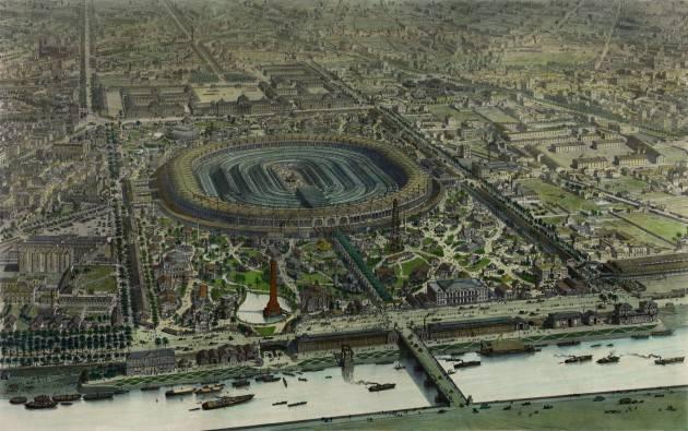 Accadde Oggi 8 aprile 1867 - Parigi inaugurazione dell'Esposizione Universale (EXPO)