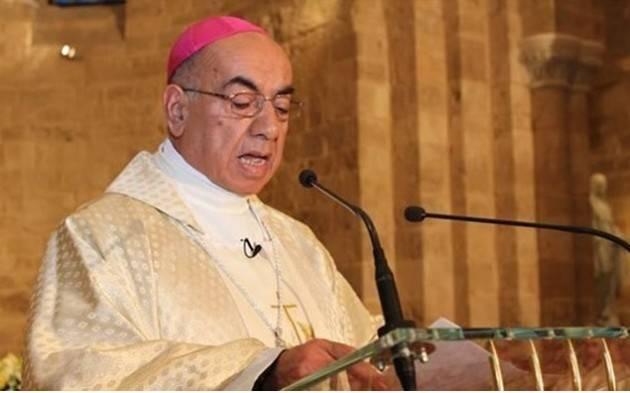Siria L'intervento russo ha fatto ritirare l'ISIS Lo dichiara il Vescovo cattolico di Aleppo