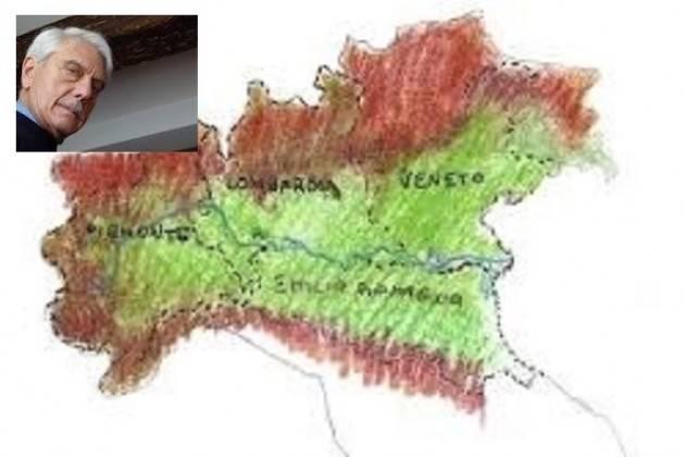 L'Eco Dossier Area vasta- septies La regione padana di Domenico Cacopardo