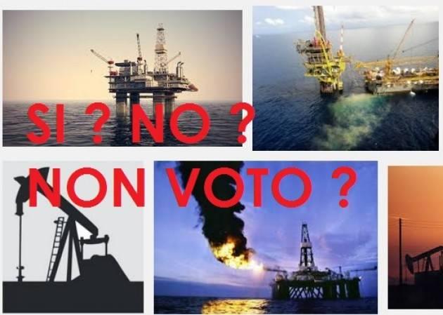 L'Eco 17 aprile: referendum trivelle Anche se il presidente Grosso lo nega, l'astensione è una modalità di voto