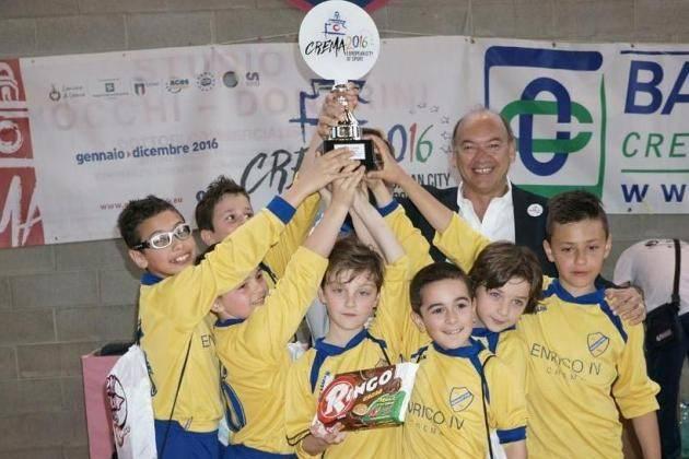 Gazzetta Cup con Ringo: Accademia Pergolettese e Alba Crema alla fase regionale