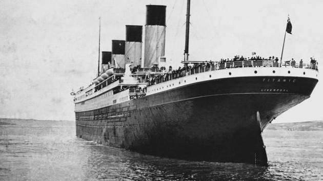 Accadde Oggi 14 aprile 1912 – Il Titanic urta contro un iceberg; affonderà nelle prime ore del 15 aprile