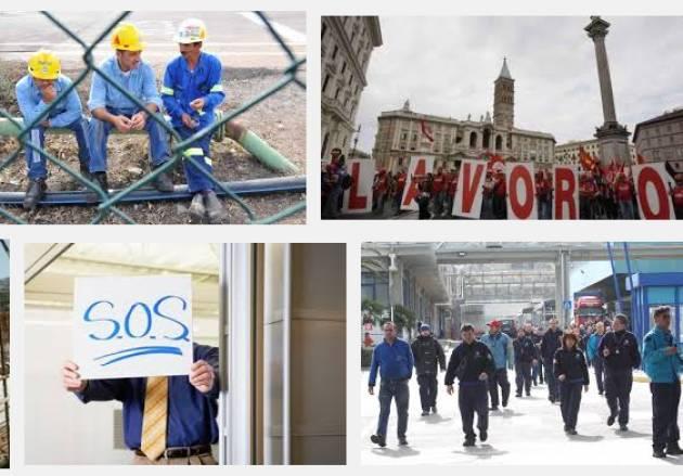 Cassa integrazione Palermo: è emergenza ammortizzatori sociali