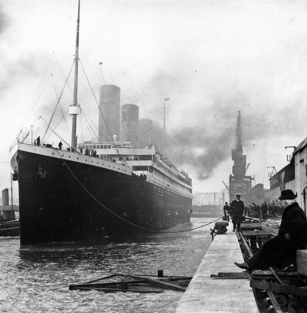 Accadde Oggi 15 aprile 1912 – Il Titanic colpisce un iceberg e affonda tra la mezzanotte e le 2:20