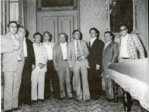 La biografia di Franco Dolci scritta da Giuseppe Azzoni
