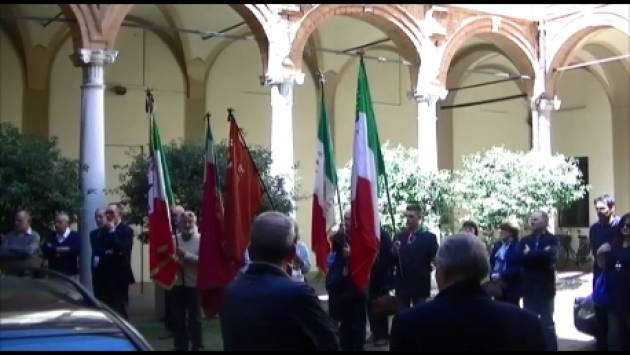 (Video)L'ultimo saluto a Franco Dolci Presenti molti compagni ed amici dell' ex Partito Comunista Italiano
