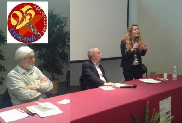 (Video) Lara Trucco a Cremona ha parlato di Costituzione italiana ieri, oggi, domani A cura Ass.25 aprile