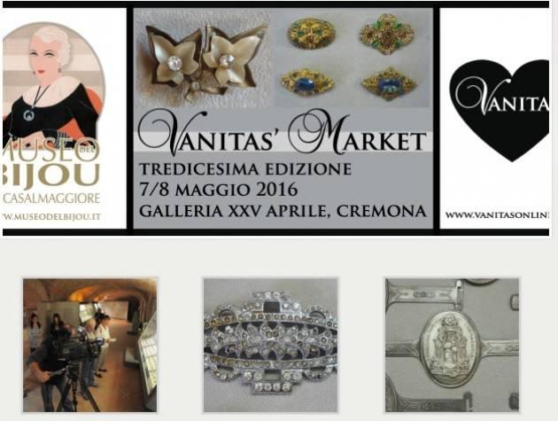 Vanitas' Market incontra il Museo del Bijou di Casalmaggiore