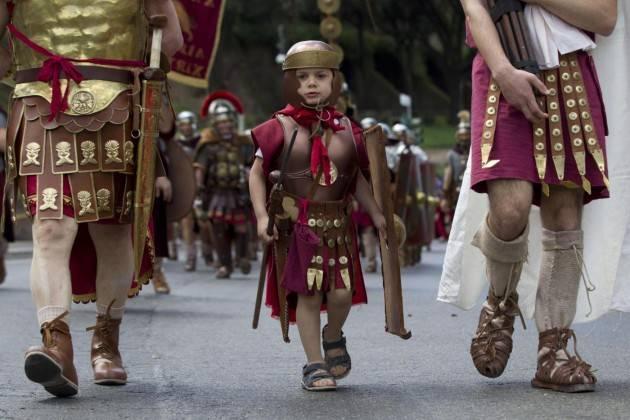 #AccaddeOggi 21 aprile 753 a.C. – In questo giorno Romolo fonda la città di Roma. (Video)