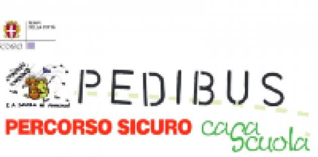 Como - Pedibus: si raccolgono le iscrizioni per la scuola di via Sinigaglia