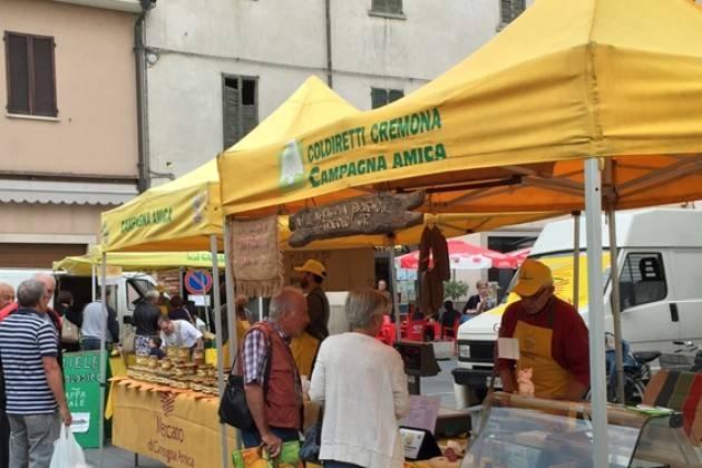 Campagna Amica a Castelleone, Vescovato, Casalmaggiore, Derovere, Crema, Rivolta