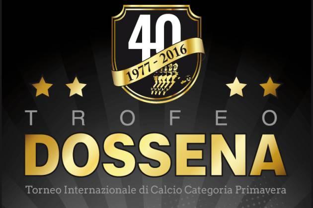 Calcio primavera a Crema, si presenta la quarantesma edizione del Trofeo Dossena