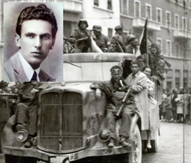 L'Eco Nel 71° della Liberazione Saluto al partigiano cremonese  Bruno Ghidetti