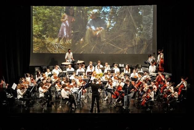 1° Maggio A Cremona Under 13 Orchestra porta in scena la fiaba di Andrea Camilleri
