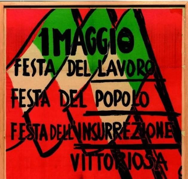 #AccaddeOggi  #1maggio 1945 La memoria: indimenticabile quel Primo Maggio di Ilaria Romeo