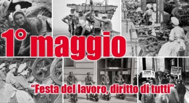 Primo Maggio, festa del lavoro | Alessandro Lucia