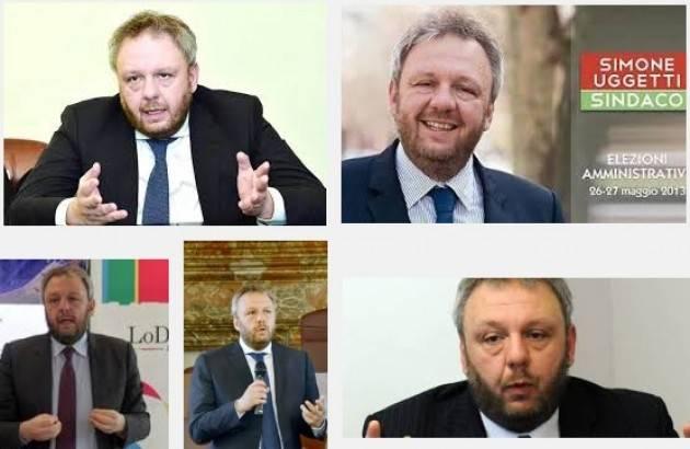 Vicenda del sindaco Uggetti di Lodi  Io non ci sto di  Andrea Ferrari