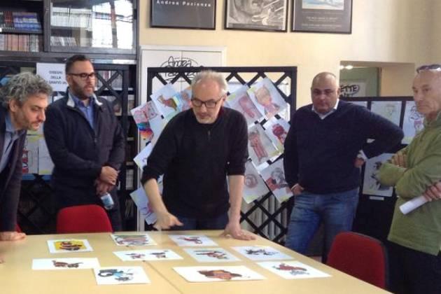 Cremona Rugby e Centro Fumetto, i 10 finalisti per 'Disegna la nostra mascotte'
