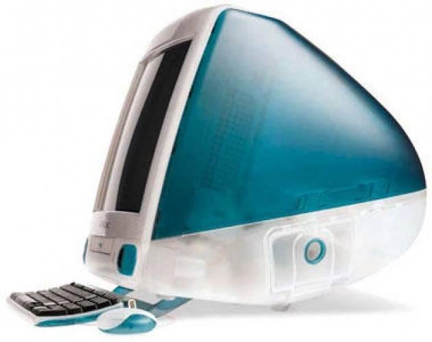 AccaddeOggi  #7maggio 1992 - La Apple Computer presenta l'iMac.