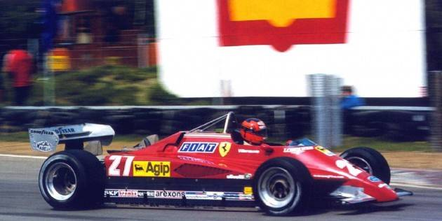 AccaddeOggi  #8maggio 1982 - Gilles Villeneuve muore nel gran premio del Belgio