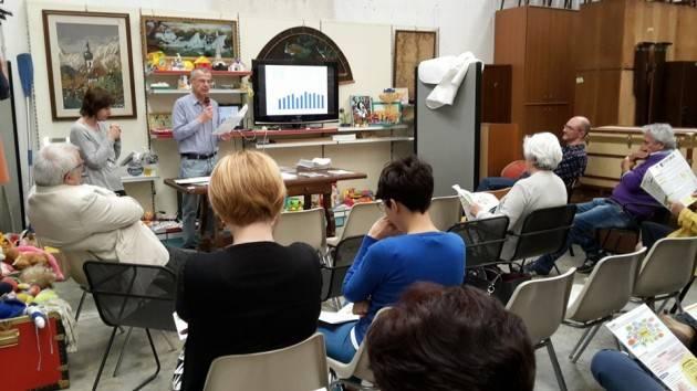 Canove de' Biazzi comunità EMMAUS: Presentazione bilancio sociale 2015