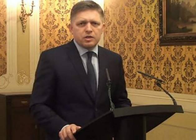 Slovacchia, Fico in ripresa partecipa a commemorazione fine della II Guerra mondiale