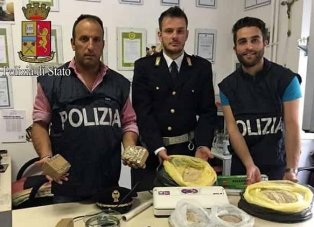 Milano zona movida 39 inondata 39 di droga sequestrati 9 kg - Commissariato porta ticinese ...