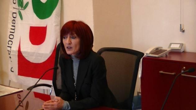 La telefonata Approvata legge Unioni Civili La soddisfazione dell'on.Cinzia Fontana (Pd Cremona)