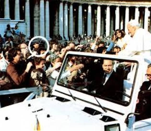 Accadde Oggi 13 maggio 1981 - Mehmet Ali Agca spara a Giovanni Paolo II ... - WelfareNetwork (press release)