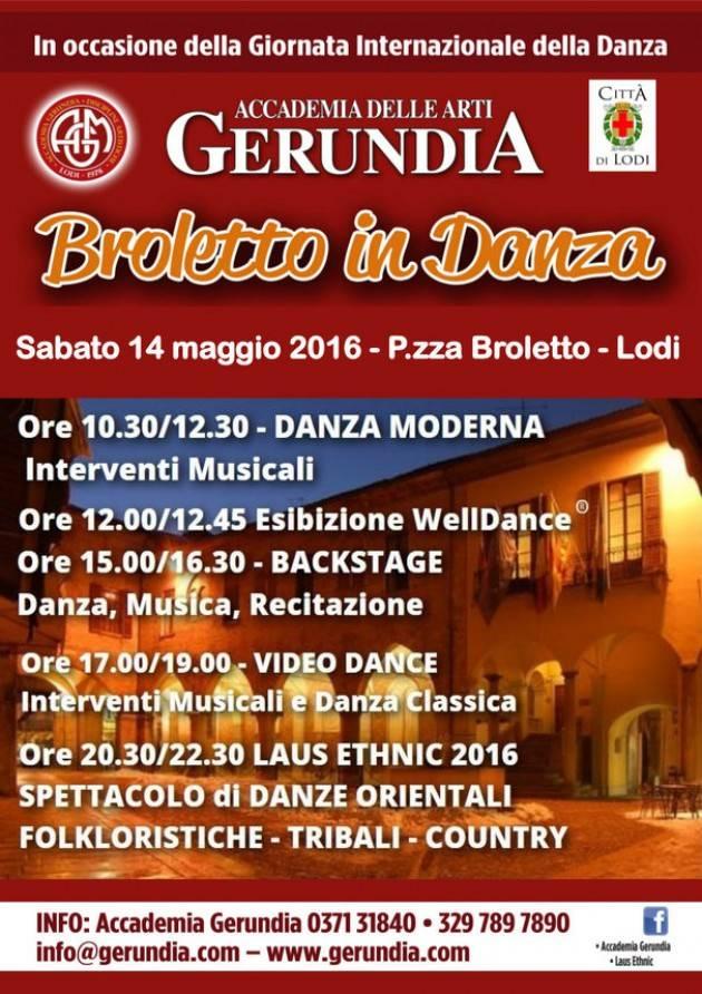 Lodi - Broletto in Danza