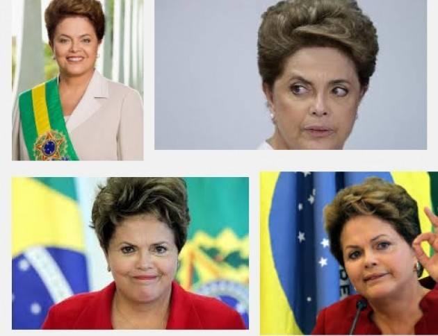 Dilma Rousseff sospesa, Temer assume la Presidenza del Brasile