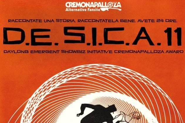 Nel weekend il D.E. S.I.C.A. 11 di Cremonapalloza, 24 ore per girare un corto