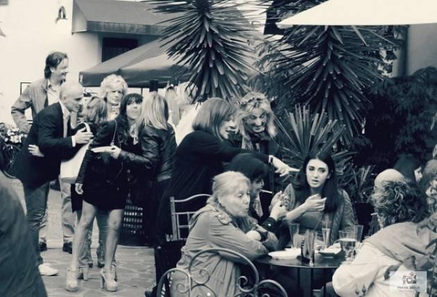 Milano Artisti sulle vie del Giubileo: Luisa Morotti  di Christian Flammia