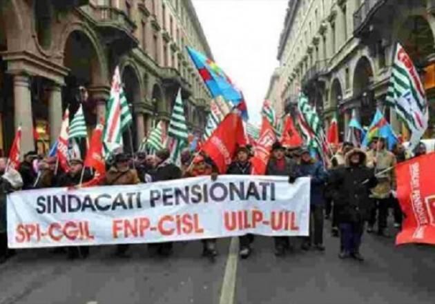 (Video) #aTestaAltaPensionati, 19 maggio sarò in piazza perché...