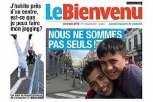 Pianeta Migranti. In Belgio un giornale dalla parte dei rifugiati