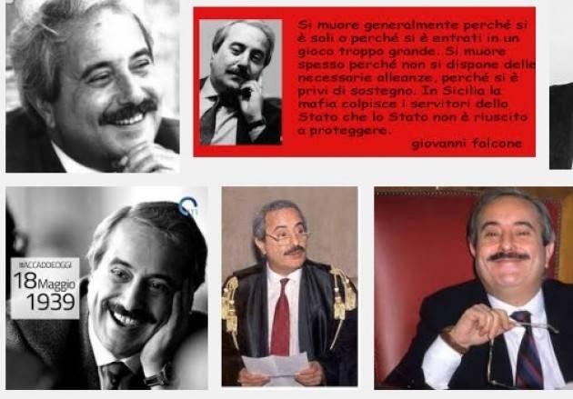 AccaddeOggi  #23maggio 1992 (video) Attentato a Giovanni Falcone ed alla sua scorta
