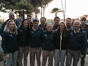 Team Stradivari Cremona , Verena Steinhauser nella top ten del Grand Prix a Roma.