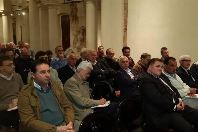 Cremona, Nuovo Piano di classificazione del Consorzio Dunas