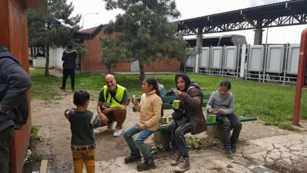 Pianeta Migranti: A Idomeni la migliore gioventù europea