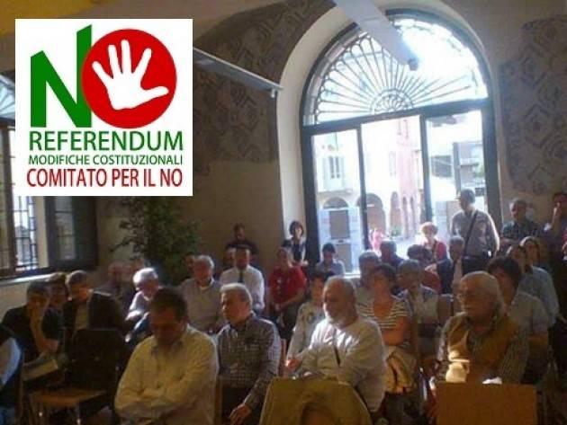 (Video) Cremona La carica dei 101 NO alla controriforma della Costituzione di Marco Pezzoni