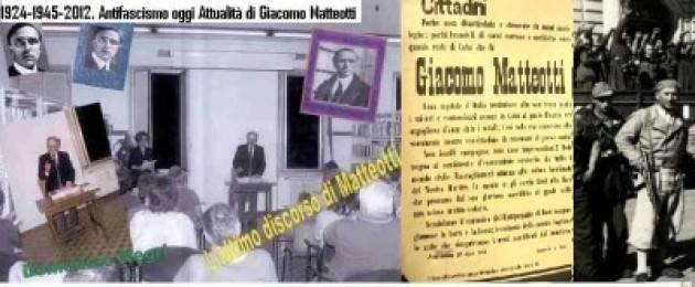 AccaddeOggi  #30maggio 1924 L'ultimo discorso di Giacomo Matteotti contro il fascismo (Video)