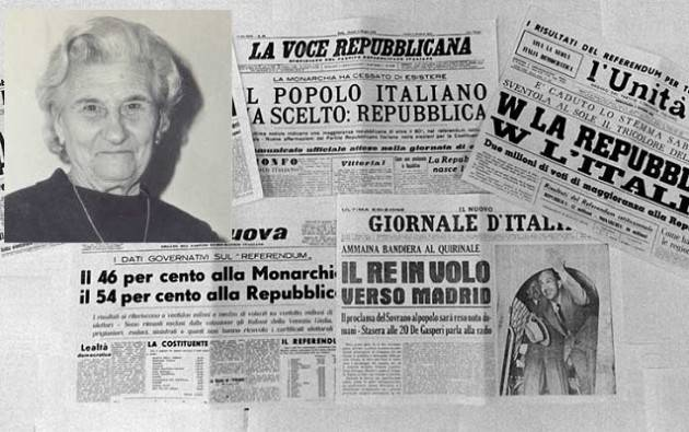 (Video) Il Referendum del 2 giugno 1946. Nonna Barbara vota per la prima volta di Gian Carlo Storti