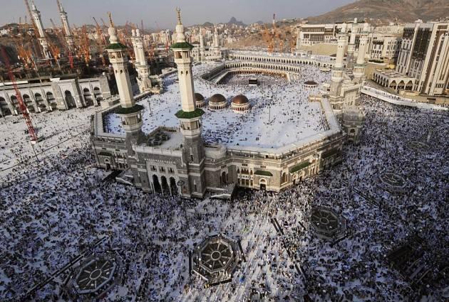 AccaddeOggi #8giugno 570 – Alla Mecca viene fondato l'Islam