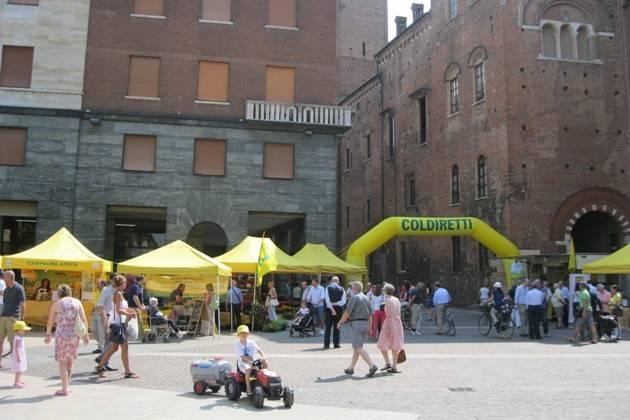 Coldiretti cremona domenica al mercato di campagna amica for Mercato domenica milano