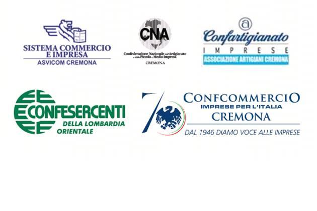 Cremona: Asvicom, CNA, Confartigianato, Confesercenti e Confcommercio sulla TARI