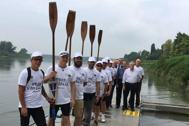 Da Cremona a Venezia 'Voga solidale' per l'inclusione delle persone con autismo