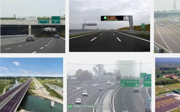 Autostrade, Brebemi fra silenzi e ritardi: fondi pubblici ma risarcimenti al palo