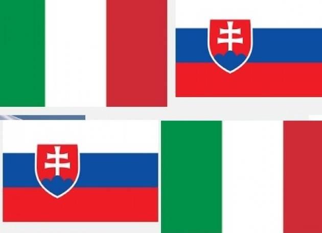L'Italia sosterrà la Slovacchia nella sua lotta all'evasione fiscale