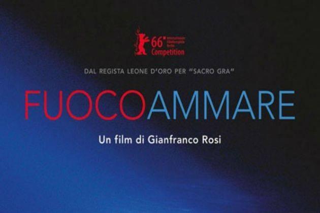 Lodi è di tutti, martedì la proiezione di 'Fuocoammare' al Cinema Fanfulla